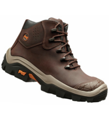Photo de Chaussures de sécurité Timberland Pro Snyders Brown S3 SRC brunes