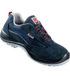 Scarpe antinfortunistiche estive blu