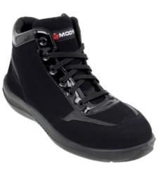 Photo de Chaussures de sécurité montantes femme Mystic S3 SRA noires
