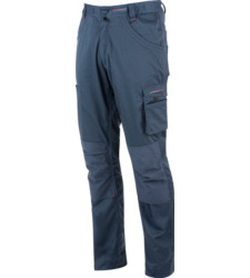 Photo de Pantalon de travail Stretchfit HR bleu