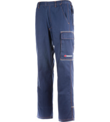 Photo de Pantalon de travail Basic Reflex marine
