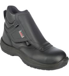 Photo de Chaussures de sécurité S3 HRO montantes Welder Würth MODYF noires