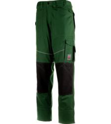 Photo de Pantalon de travail Star Line Plus vert/noir