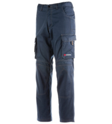 Photo de Pantalon de travail Cargo marine