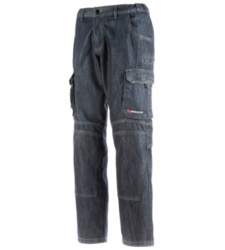 Photo de Pantalon de travail Cargo denim