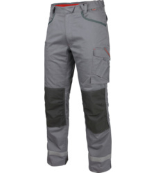 Foto von Winter Bundhose Stretch X grau