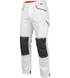 foto di Pantalone Stretch X bianco