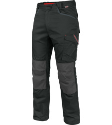 Photo de Pantalon de travail Stretch X Würth MODYF anthracite