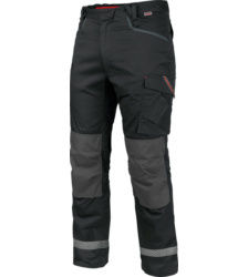 Photo de Pantalon de travail Thermic Stretch X Würth MODYF anthracite
