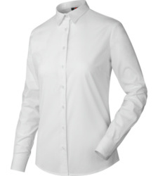 Photo de Chemise femme office Würth MODYF Blanche