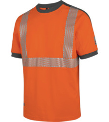 Photo de Tee-shirt haute-visibilité Neon Würth MODYF orange
