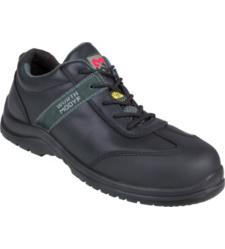 Photo de Chaussures de sécurité Leo S3 ESD Würth MODYF noires