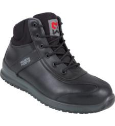 Photo de Chaussures de sécurité femmes montantes Carina S3 Würth MODYF noires