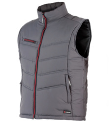 Photo de Gilet matelassé Craft gris