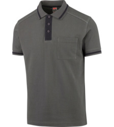 Photo de Polo de travail Classic Würth MODYF Gris Marine