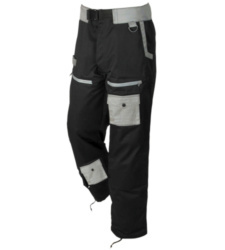 Photo de Pantalon de travail Pilot marine/gris