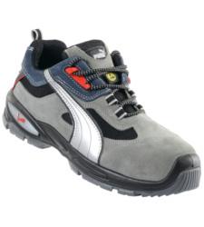 Photo de Chaussures de sécurité Puma Rebound S1P ESD SRC grises