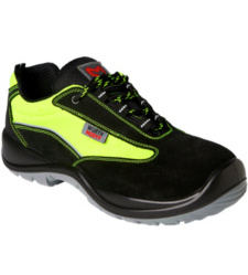 Foto de Zapato de seguridad S1P Light II Negro/amarillo