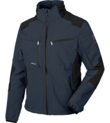 Foto de Jacket Softshell One Azul Marino