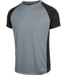 Photo de Tee-shirt Dry Tech Würth MODYF Gris/Noir