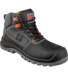 Photo de Chaussures de sécurité montantes Indus S3 SRC Würth MODYF Noires