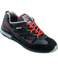 Photo de Baskets de sécurité Jogger S1P SRC One basses Würth MODYF noires