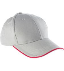 foto di Cappellino Zoom grigio