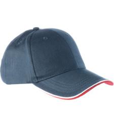 foto di Cappellino Zoom blu