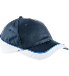 foto di Cappellino Racing blu e bianco