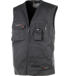 Photo de Gilet de travail Stretchfit HR Würth MODYF anthracite