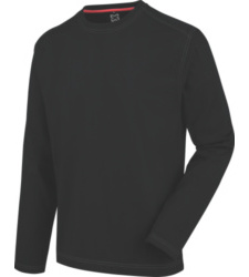 Foto van Long sleeve T-shirt Pro Würth MODYF, zwart