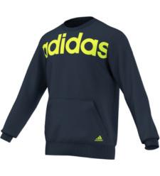 Foto von Adidas Ess Linear Sweatshirt navy