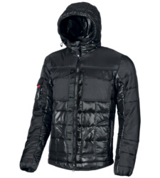 Foto von Steppjacke U-Power Progress schwarz