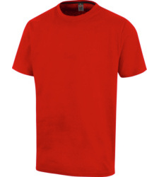 Photo de Tee-shirt de travail Job+ Würth MODYF rouge