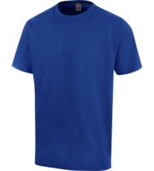 Foto von T-Shirt Job + royalblau