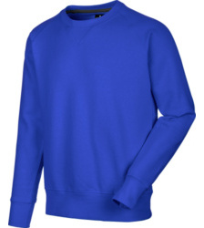 Foto von Sweatshirt Job+ royalblau