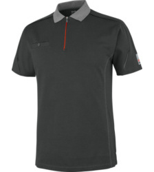 Foto von Poloshirt Stretch X anthrazit