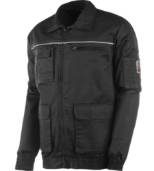 Photo de Veste de travail Classic Würth MODYF noir