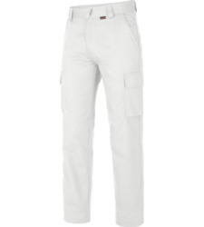 Photo de Pantalon de travail Classic blanc