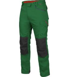 foto di Pantalone Stretch X verde