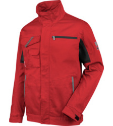 Foto von Bundjacke Stretch X rot