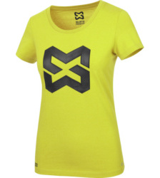 foto di T-shirt donna Logo lime