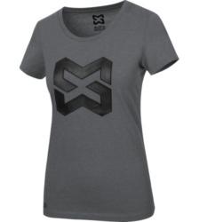 foto di T-shirt donna Logo antracite