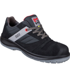 Photo de Chaussures de sécurité S3 ESD Stretch X Würth MODYF noires