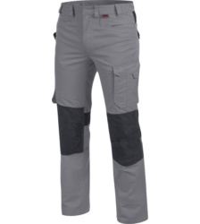 Photo de pantalon de travail cetus würth modyf gris/anthracite