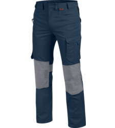 Photo de pantalon de travail cetus würth modyf marine/gris