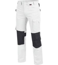 foto di Pantalone da lavoro Cetus bianco