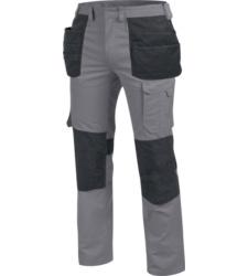 foto di Pantalone con tasche esterne Cetus grigio