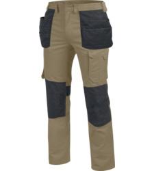 foto di Pantalone con tasche esterne Cetus beige