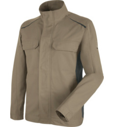 Photo de Veste de travail Cetus Würth MODYF beige/anthracite